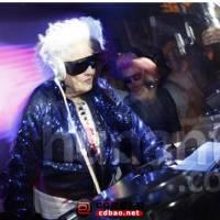 73岁夜店红人长沙巡演 DJ奶奶星城传递正能量