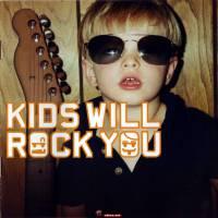 小屁孩学摇滚 Various Artists《Kids will rock you》FLAC/整轨/快传