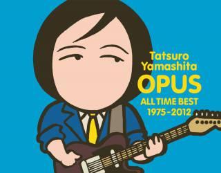 山下达郎-Opus- All Time Best 1975-2012/4CD/FLAC/BD