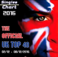 The Official UK Top 40 Singles Chart 3rd - 8th 12 2016 MP3 BD