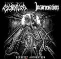 巴西死亡:Escarnium & Incarceration《Decrepit Aberration》2012/Split/MP3