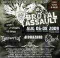 VA - Brutal Assault XIV 2009 (2010) avi/种子/2.24G