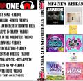 《MP3 NEW RELEASES 2017 WEEK 12》26CD+UK TOP 40 20-03-17/MP3/BD