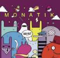 俄电子爵士流行放克:Monatik《Звучит》2016/FLAC/BD