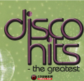 舞曲:群星《Disco Hits - The Greatest》2CD/FLAC+CUE/整轨/百度