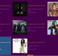 欧美群星:电音《Vocal Deep House Vol.1-31》2015-2017/MP3/度盘