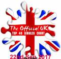 The Official UK Top 40 Singles Chart (22nd Sep 2017)Mp3/BD