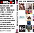 《MP3 NEW RELEASES 2017 WEEK 45》25CD+UK TOP 40 06-11-17/MP3/BD
