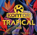 群星 - Kontor Trapical 2018/3CD/FLAC/分轨/百度