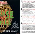 纽约Crossover大牌:Nuclear Assault《35CD》,1986-2012/FLAC/BD
