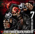 美重金:Five Finger Death Punch《And Justice For None》2018豪华版/FLAC
