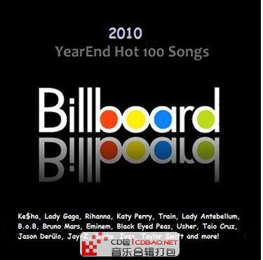 Billboard 2010 hot 100 公告牌2010年百首单曲排行榜 打包下载 aac格式