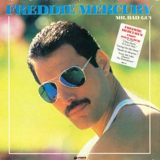 皇后主唱 Freddie Mercury《Mr. Bad Guy》24-192 黑胶FLAC/整轨/快传