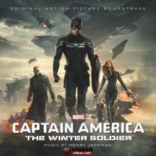 Henry Jackman《Captain America: The Winter Soldier(美国队长2)》2014 iTunes