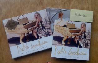 Delta Goodrem《Child of the Universe》 2CD 原抓WAV/整轨/快传
