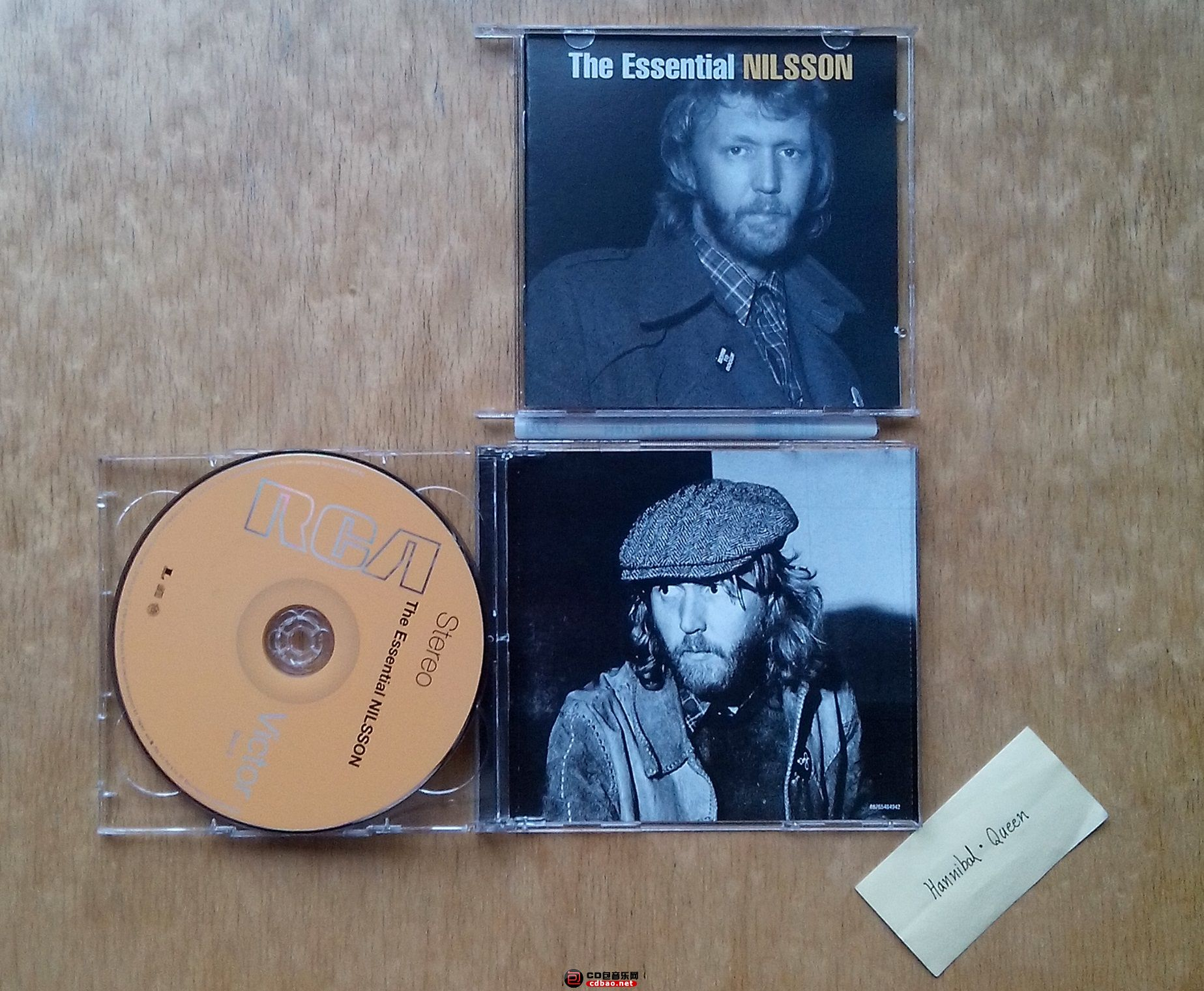 Harry Nilsson《The Essential》2CD 原抓WAV/整轨/快传
