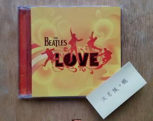 The Beatles 披头士《Love》混音专辑 英版 原抓WAV/整轨/百度云