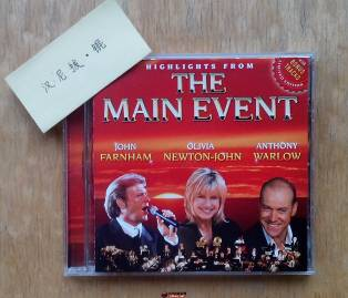Olivia Newton-John,Anthony Warlow,John Farnham《Highlight From the Main Even...