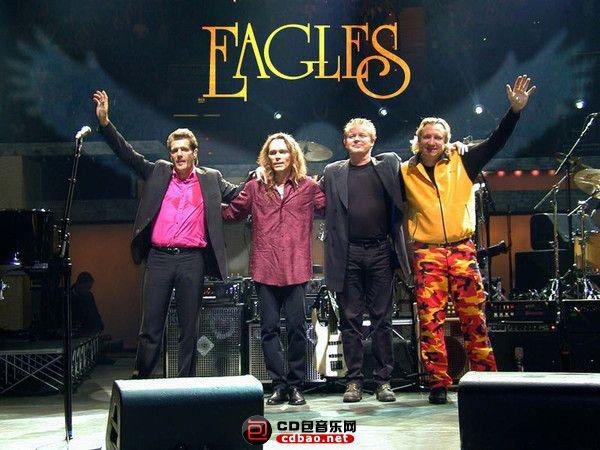 老鹰乐队(Eagles)加州旅馆(Hotel California) Live现场版