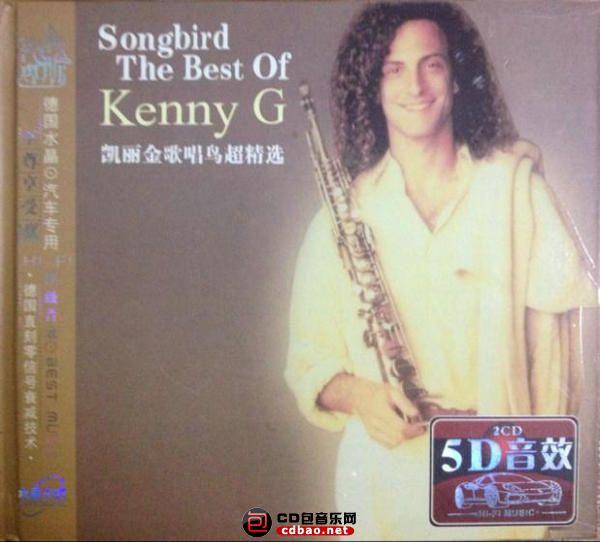 浪漫音乐 至尊享受 《凯丽金歌唱鸟超精选2CD》