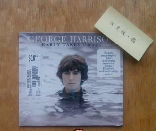 George Harrison 乔治哈里森《Early Takes Vol.1》 原抓WAV/整轨/快传