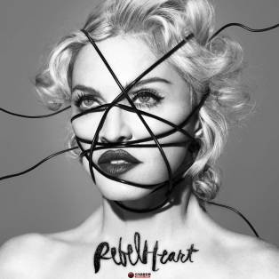 Madonna《Rebel Heart》2015iTunes Plus AAC/百度云/麦当娜第13张专辑