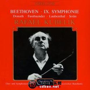 Rafael Kubelik - Beethoven - Symphony No. 9 - Kubelik.jpg
