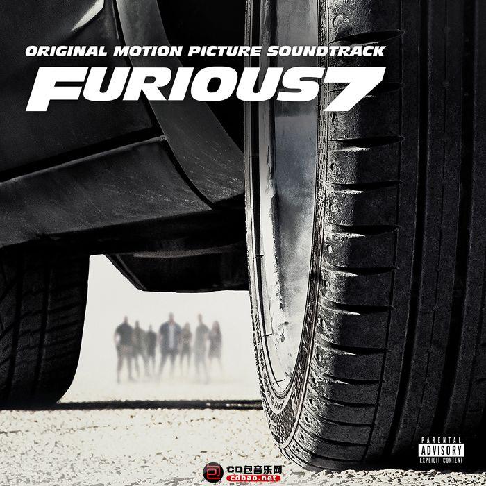 群星《速度与激情7 / Furious 7 原声大碟》2015/FLAC