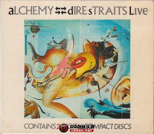 (1984) Alchemy – Dire Straits Live [Warner Bros. Records – 9 25085-2].jpg
