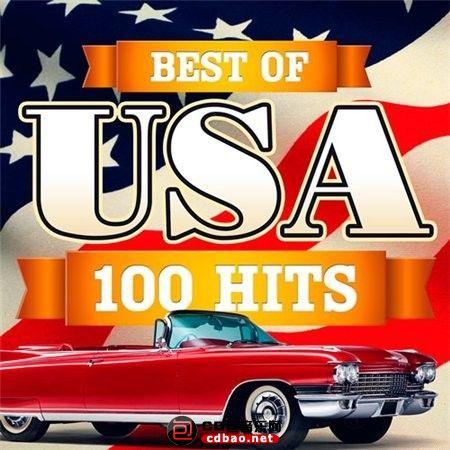 VA - Best of USA 100 Hits (2015) MP3.jpg