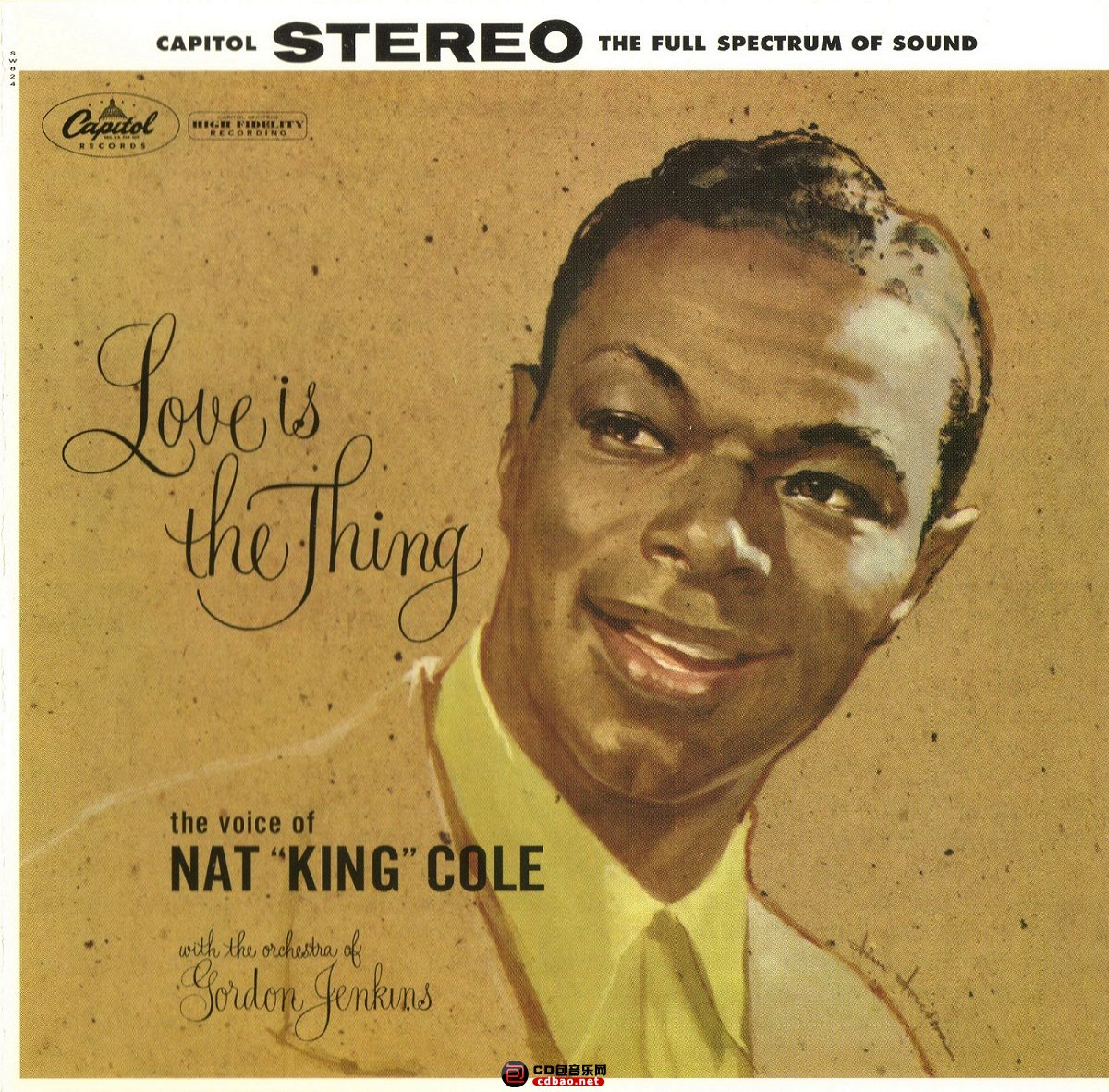 Nat King Cole - Love is the Thing - Booklet 1.jpg