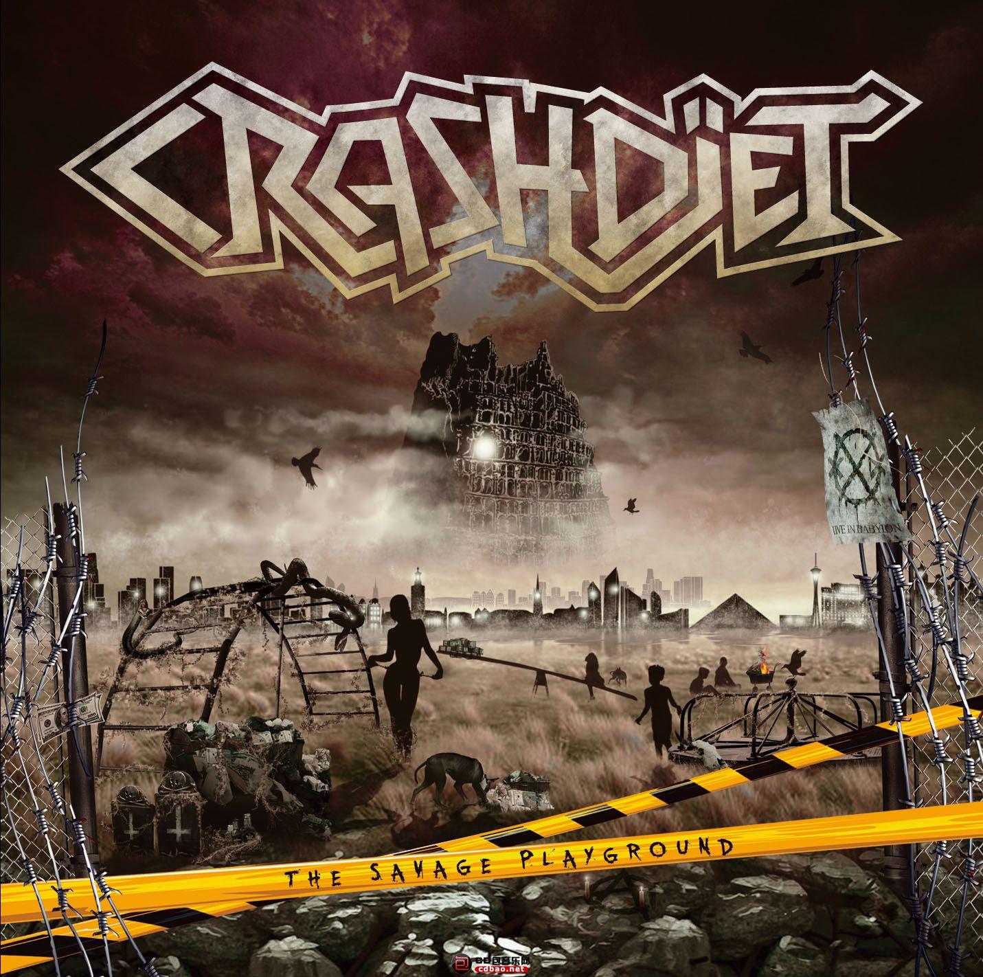 Crashdiet - The Savage Playground (2013).jpg