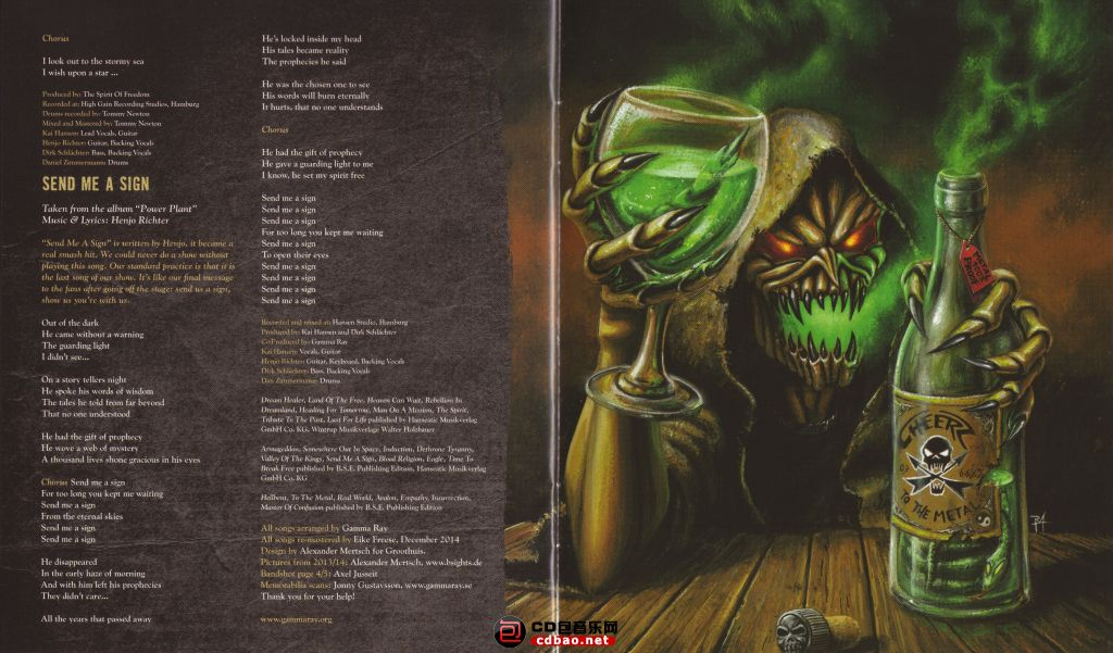Gamma Ray - The Best Of (digi Pack) - Book 15.jpg