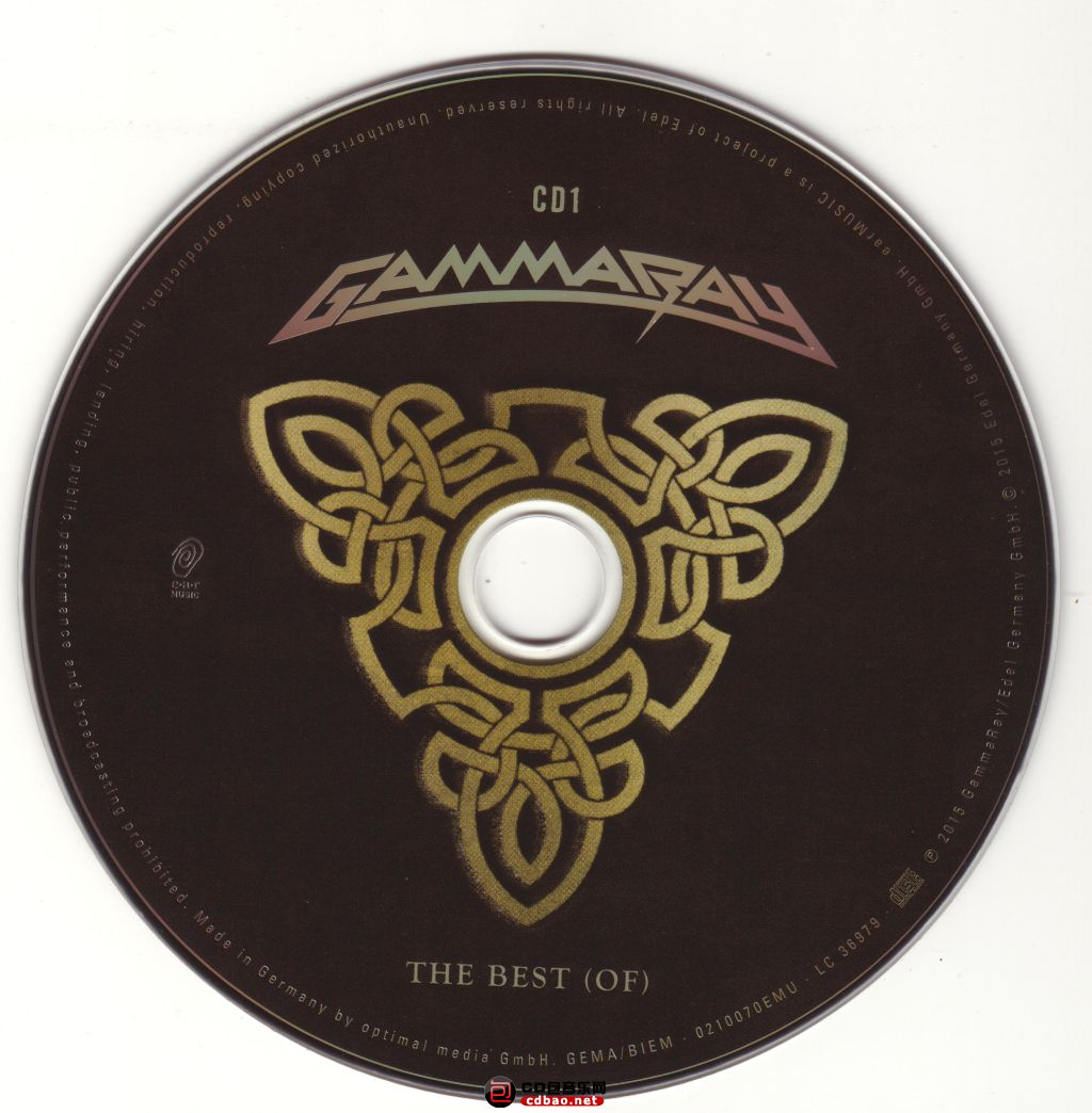 Gamma Ray - The Best Of (digi Pack) - Cd 1.jpg
