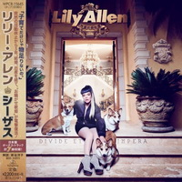 Lily Allen - Sheezus (Japanese Edition) - cover.jpg