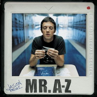 Jason Mraz - Mr. A-Z - cover.jpg
