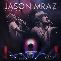 Jason Mraz - Plane (Live at Madison Square Garden) [Single] - cover.jpg