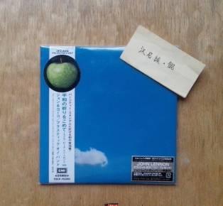 John Lennon&Plastic Ono Band《Live Peace in Toronto 1969》Mini LP原抓WAV
