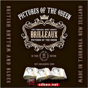Brilleaux - Pictures Of The Queen (2015).jpg