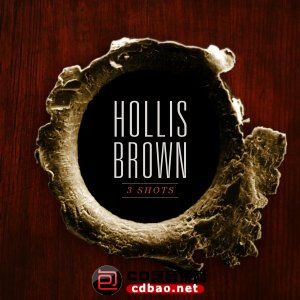 Hollis Brown - 3 Shots (2015).jpg