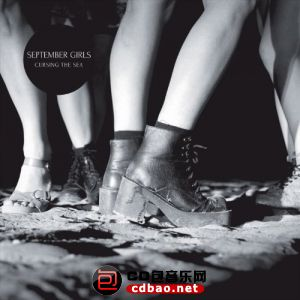September Girls - Cursing The Sea (2014).jpg