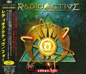Radioactive - F4ur (Japan CD) (2015).jpg