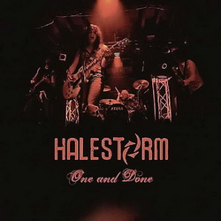 Halestorm - One And Done [EP] - cover.jpg