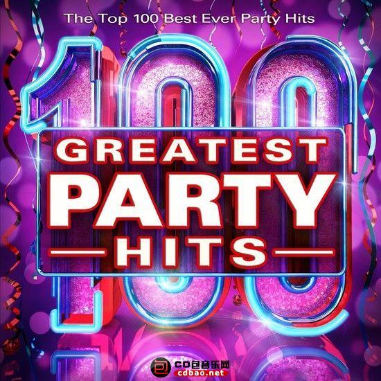 VA - 100 Greatest Party Hits (2015) MP3.jpg