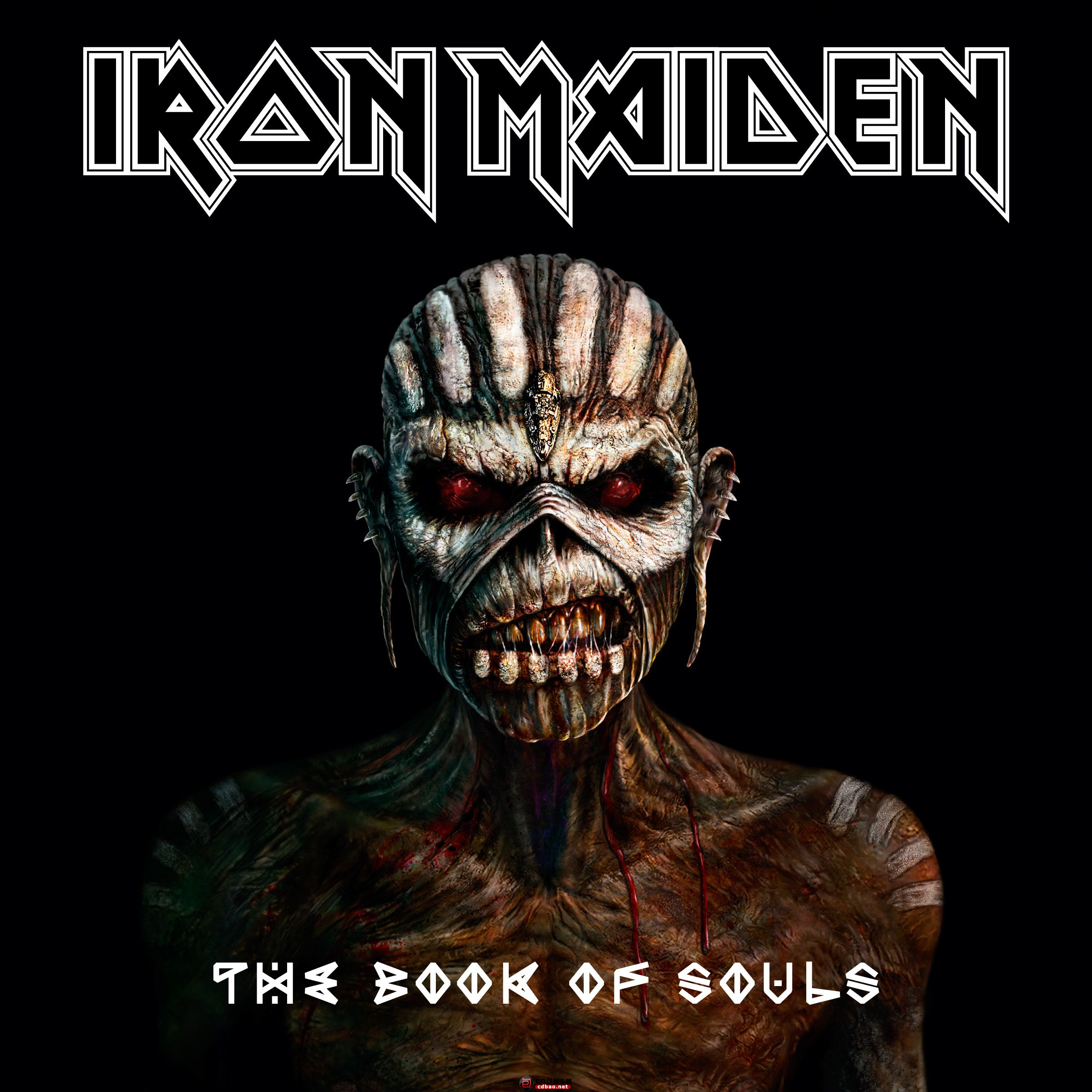 Iron Maiden - The Book Of Souls - Front (2-2).jpg