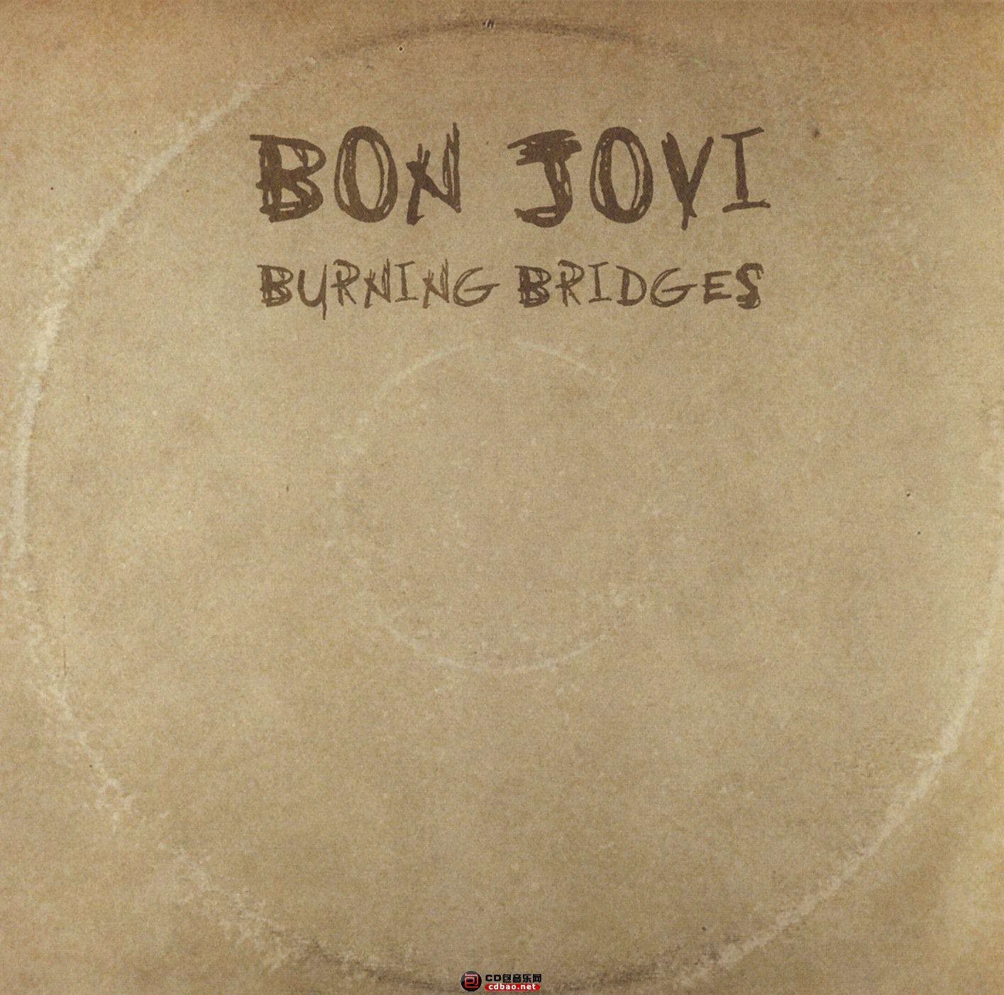 Bon Jovi - Burning Bridges - Front.jpg