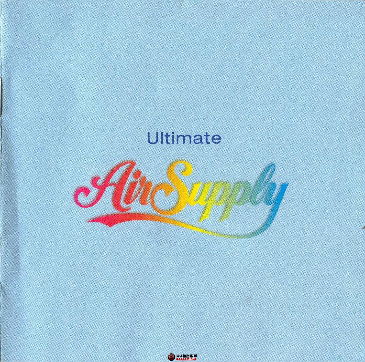 AirSupply - Ultimate Air Supply - Front.jpg