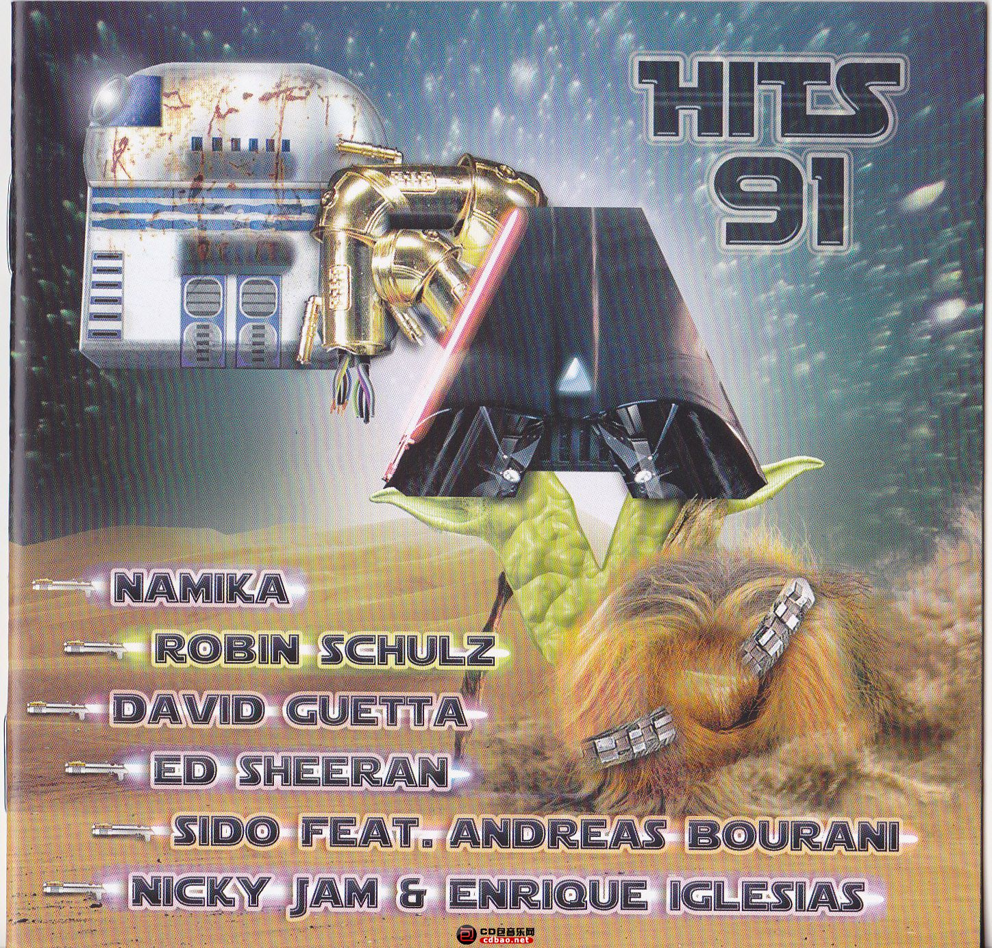 VA - BRAVO Hits 91 (2015)_cd-front.jpg