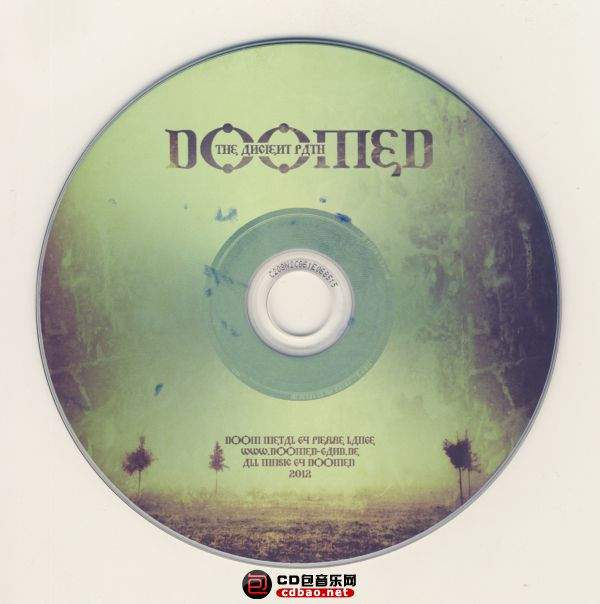 Doomed - The Ancient Path - CD.jpg