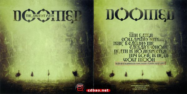 Doomed - The Ancient Path - Cover-Back.jpg
